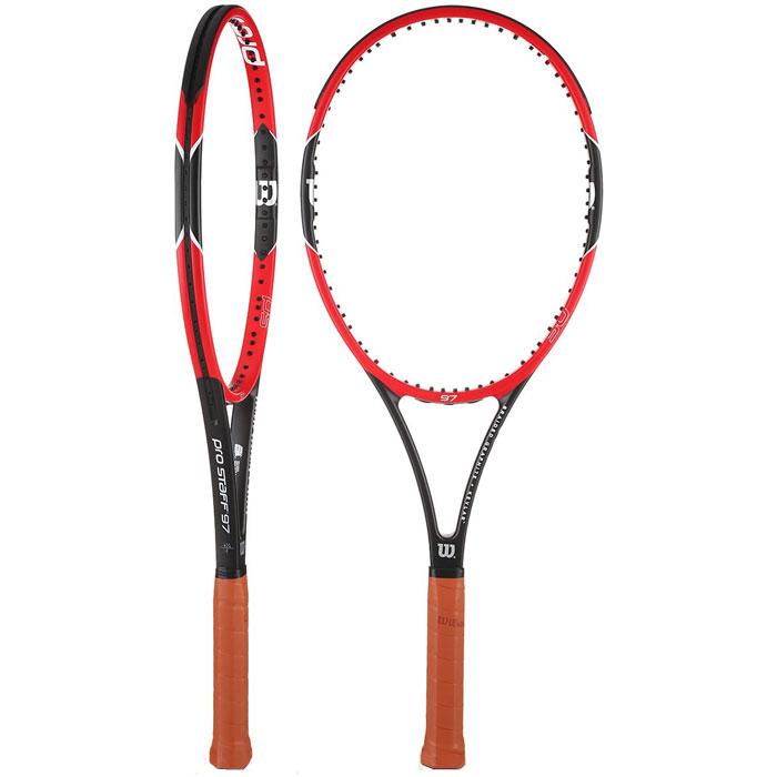 b5aef64056d Raquete de Tênis Wilson Pro Staff 97 - Empório do Tenista