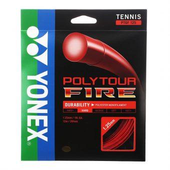 Corda Yonex Poly Tour Fire 1.25